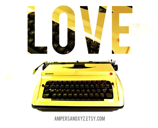 AMPERSANDxyz loves LOVE.